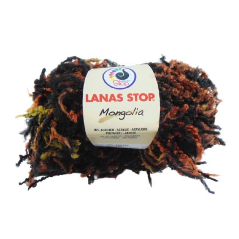 Νήμα κρόσσια Lanas stop Mongolia  230