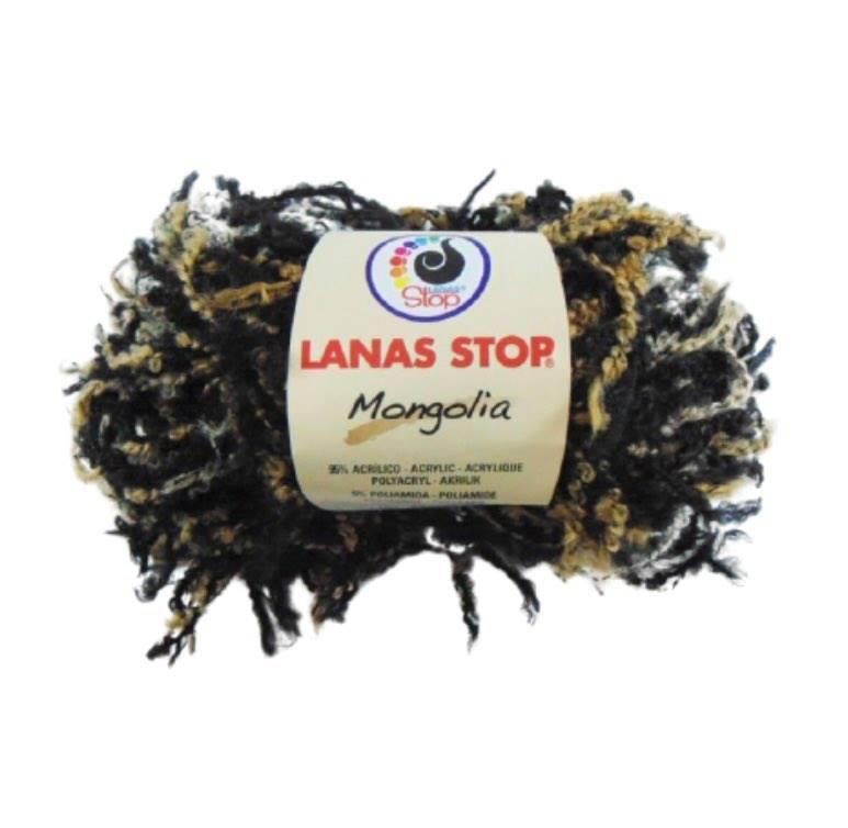 Νήμα κρόσσια Lanas stop Mongolia  270