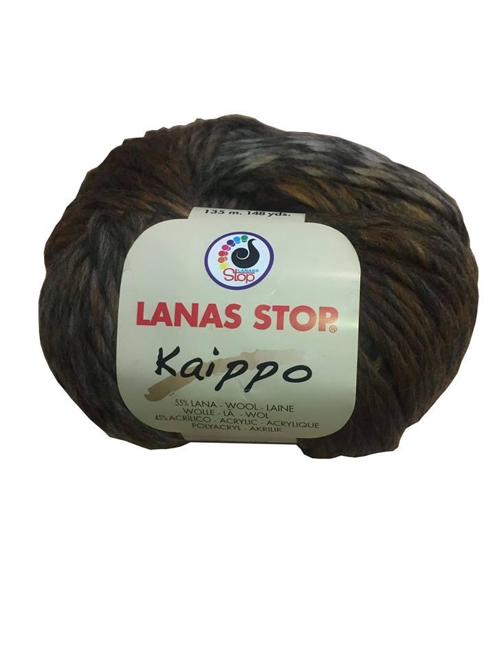 Νήμα για Πλέξιμο Lanas Stop Kaippo 275