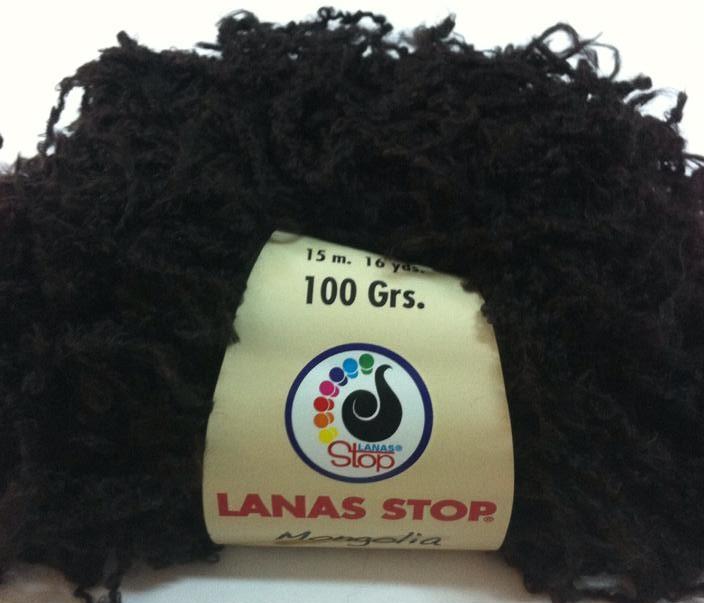 Νήμα κρόσσια Lanas stop Mongolia  735