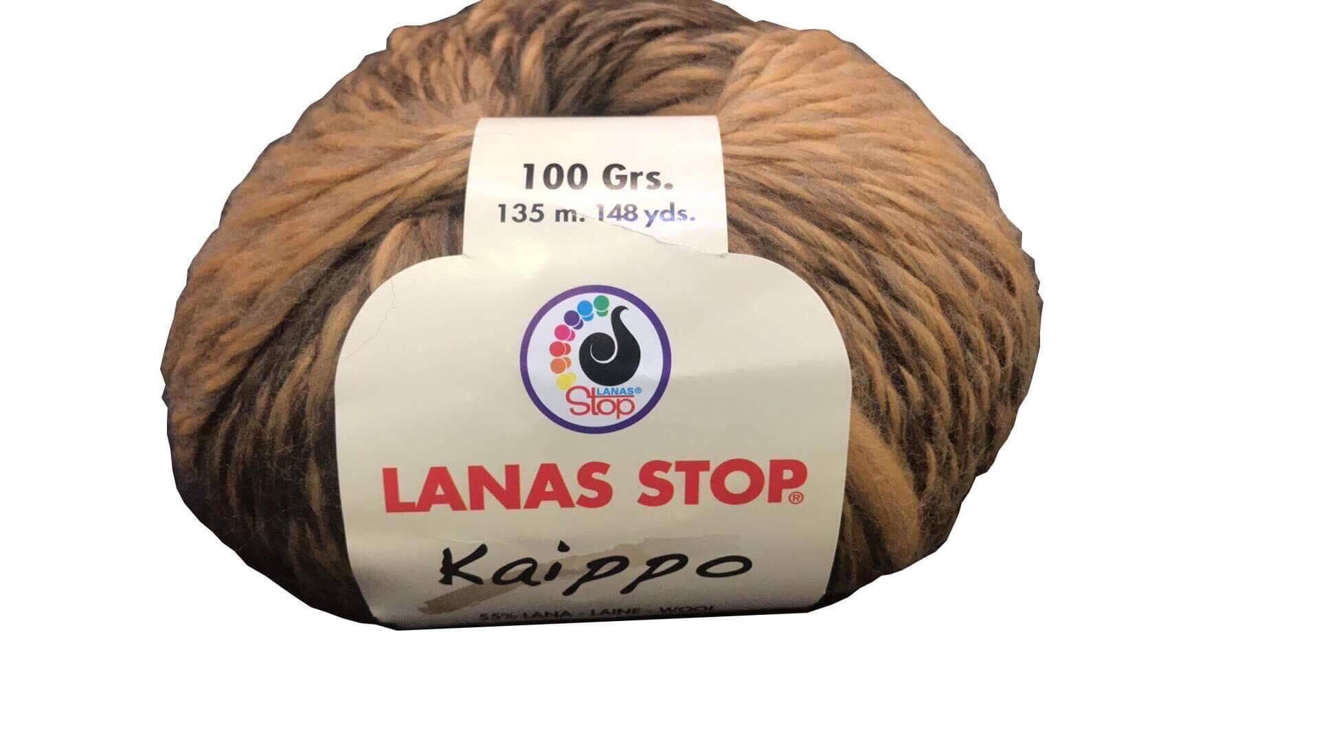 Νήμα για Πλέξιμο Lanas Stop Kaippo 278