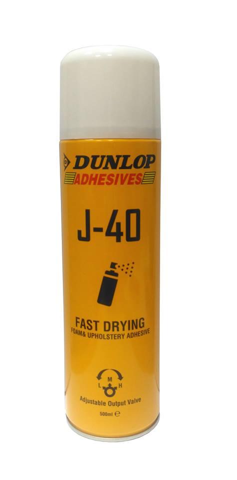 Σπρεί Βενζινόκολλας Dunlop ΣΠΒ1