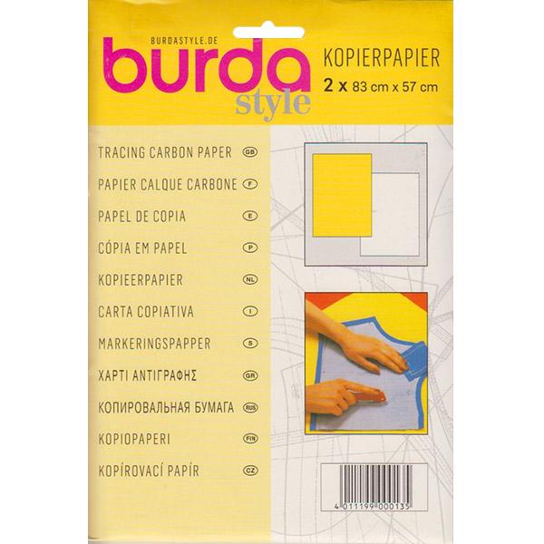Καρμπόν Burda 1021