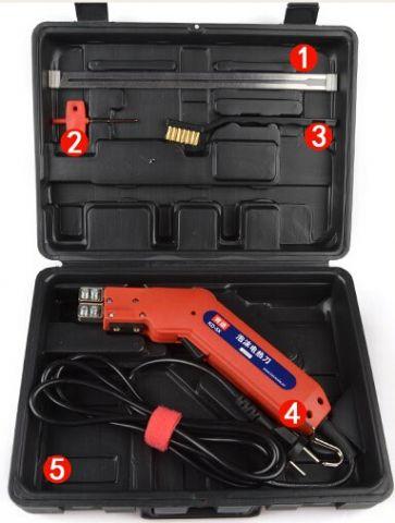 Ηλεκτρικό Μαχαίρι Κοπής Αφρολέξ KD-5X