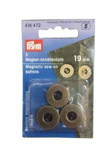 Κουμπιά Μαγνητικα Prym 416472