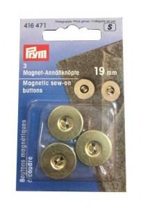 Κουμπιά Μαγνητικα Prym 416471
