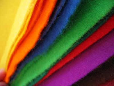677_colored_felt_cloth